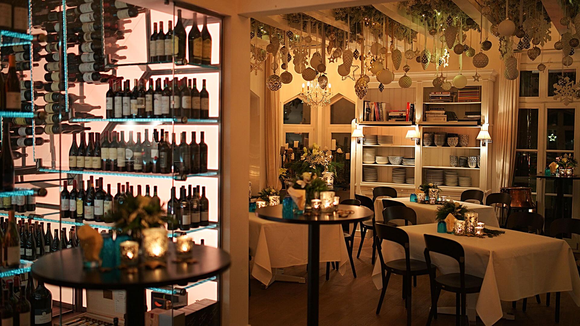 Die Eventlocation Kitchen Club in Dagobertshausen