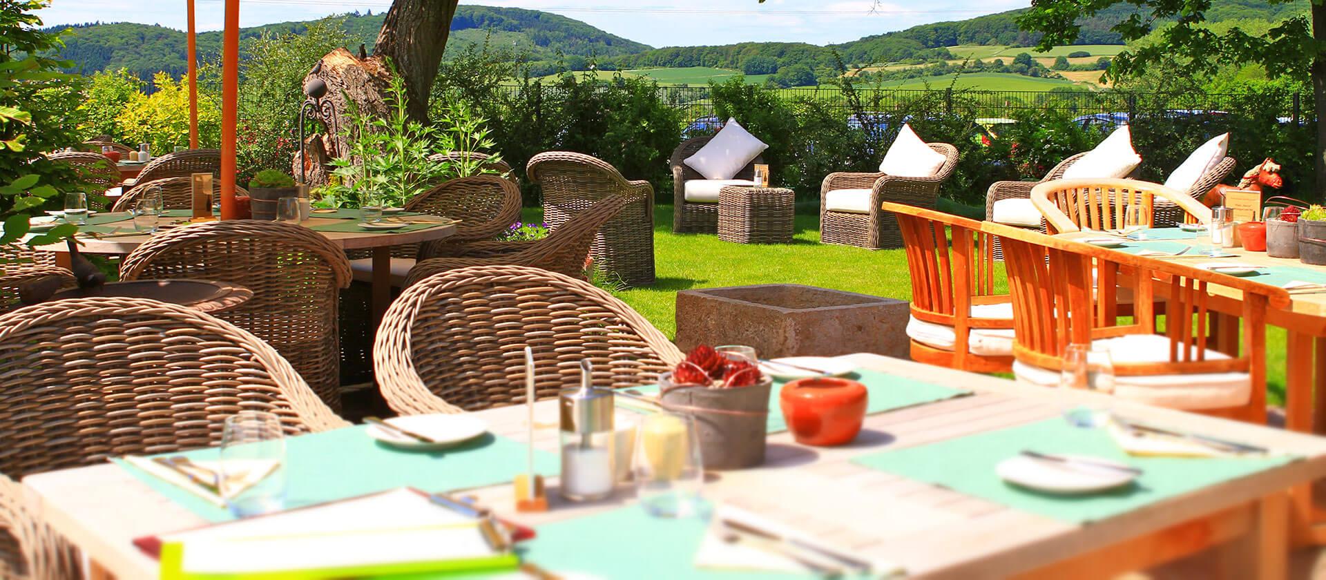 Restaurant Waldschlosschen Das Landhaus Restaurant In Dagobertshausen